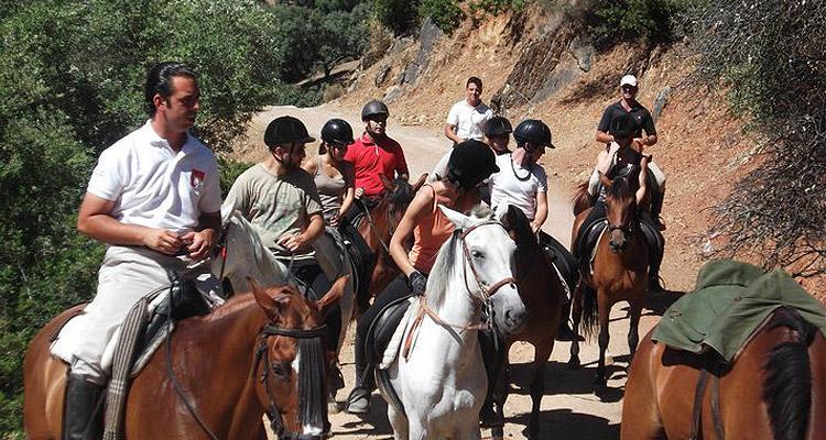 Paseos a Caballo en Córdoba