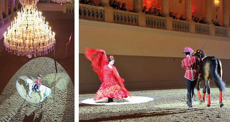 Espectáculos Ecuestres y Bailes