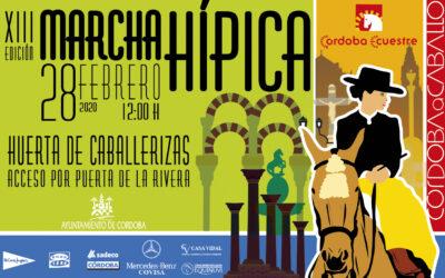 XIII Marcha Hípica «Córdoba a Caballo»